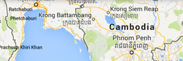Multi thousand hectares corn production operation, Cambodia and Laos